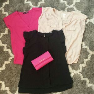 Blouses LOT of 3